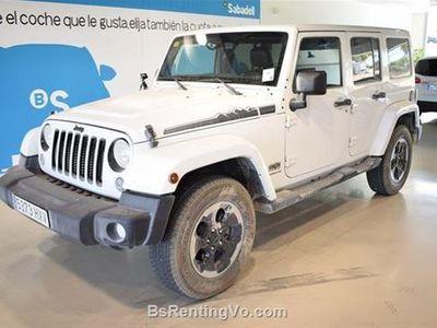 used Jeep Wrangler 2.8 CRD Polar Auto