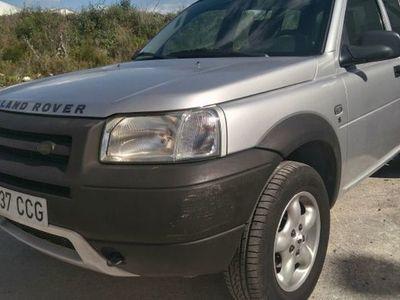gebraucht Land Rover Freelander Excursion 2.0 TD4 SE