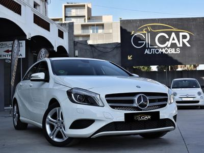 used Mercedes A200 CDI BE Urban 7G-DCT