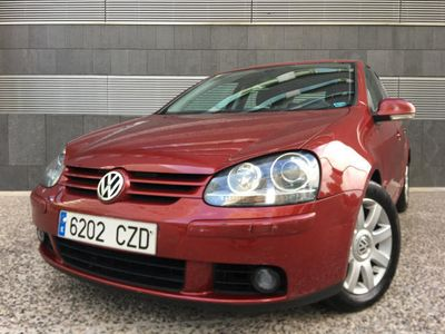 usado VW Golf 2.0TDI Highline DSG +ETIQUETA DE CONTAMINACIÓN