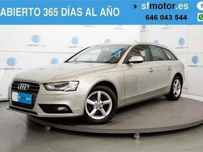 usado Audi A4 Avant 2.0 Tdi 177cv Multitronic 5p. -13