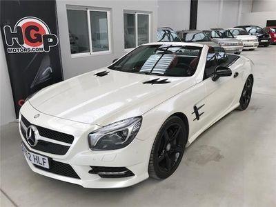 usado Mercedes 500 435cv AMG ***SOLO 33.000KMS *** LIBRO OFICIAL
