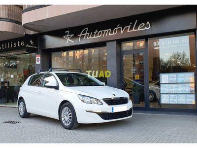 usado Peugeot 308 1.6 BlueHDI 120CV. BUSINESS LINE S&S MUCHO EQUIPAMIENTO Y MUY BUEN ESTADO