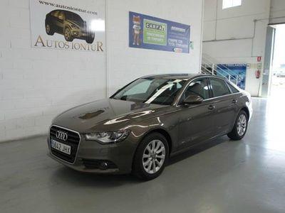 usado Audi A6 2.0TDI Multitronic,climatizador,sensores de aparca