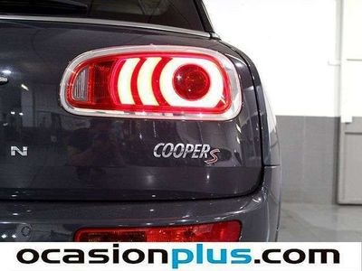 usado Mini Cooper D Clubman Clubman Cooper S Aut.