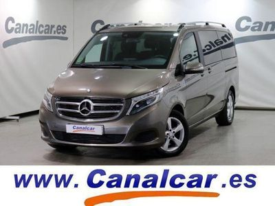 usado Mercedes V250 V ClaseLargo Avantgarde 7G Tronic