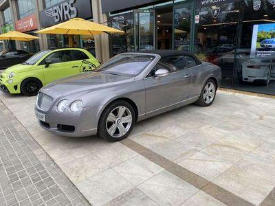 usado Bentley Continental GTC Aut.