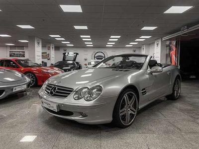 usado Mercedes SL500 ClaseAut.