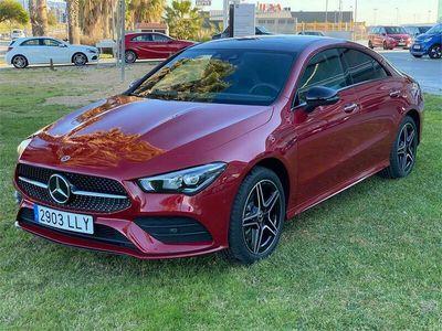usado Mercedes CLA250 no aplica