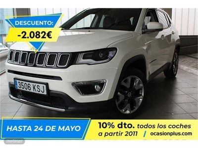 used Jeep Compass 1.4 Mair 103kW Limited 4x2