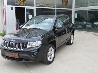 brugt Jeep Compass 2.2CRD Limited 4x4