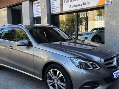 usado Mercedes 350 Clase E EstateBT Elegance 9G-Plus