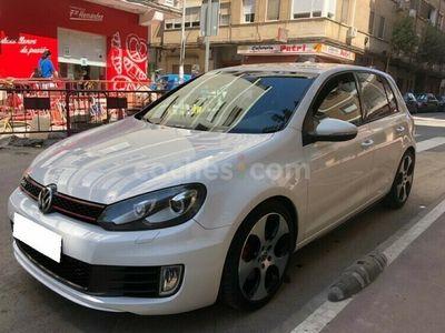 usado VW Golf 2.0 Tsi Gti Dsg 210 cv en Almeria