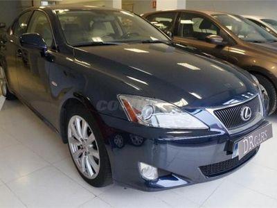 usado Lexus IS250 Luxury 4p. -06