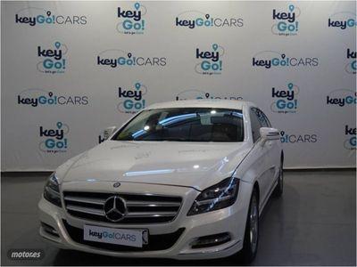 usado Mercedes CLS250 CLSCDI