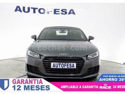 usado Audi TT Roadster Tt 2.0 Tfsi Quattro S-tronic 230 cv en Madrid