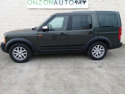 used Land Rover Discovery 2.7 TDV6 SE