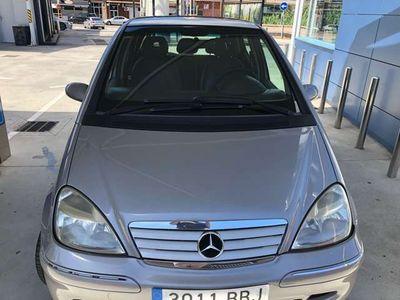 usado Mercedes A170 CDI Elegance