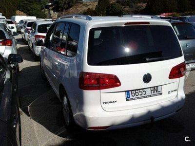 usado VW Touran 2.0 Tdi 140cv Dsg Advance 5p. -13