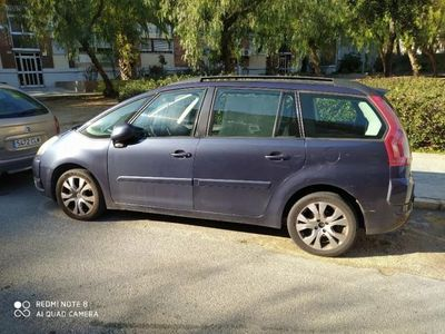 usado Citroën Grand C4 Picasso 2.0HDI Exclusive CAS