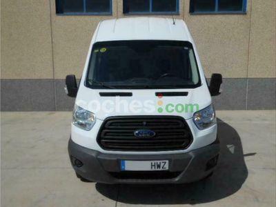 usado Ford Transit Van Trend 125 125 cv en Barcelona