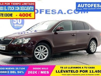 usado Skoda Superb 2.0 TDI CR 140cv Ambition