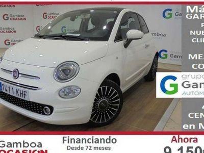 brugt Fiat 500 1.2 GLP Lounge