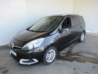 brugt Renault Grand Scénic 1.6 DCI LIMITED ENERGY