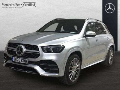 usado Mercedes 300 GLEd 4Matic AMG Line (EURO 6d-TEMP)