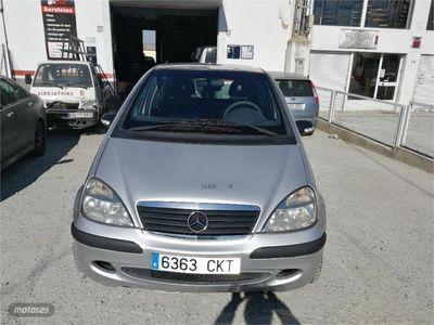 second-hand Mercedes A170 Clase ACDI L CLASSIC