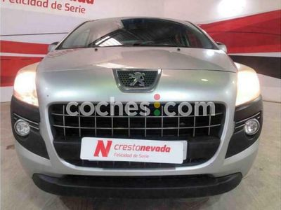 usado Peugeot 3008 1.6hdi Fap Premium Cmp 112 112 cv en Granada