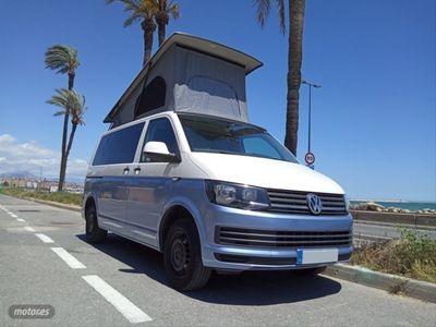 usado VW California Beach 2.0 TDI BMT 102CV