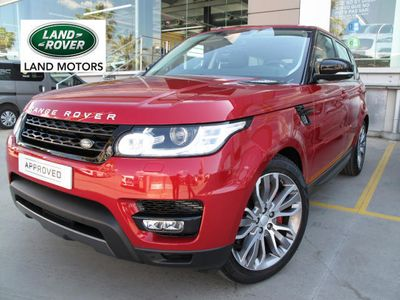 brugt Land Rover Range Rover Sport 3.0SDV6 HSE Dynamic 306 Aut.