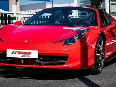 usado Ferrari 458 Spider *SIGNATURE BEAUTY*