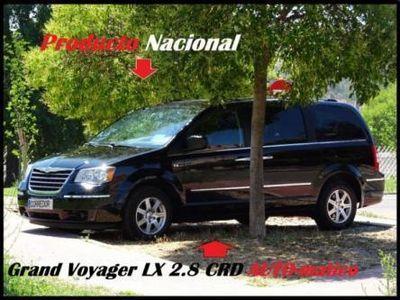 usado Chrysler Grand Voyager