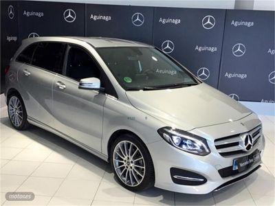 brugt Mercedes B200 d 7G-DCT+ 4 Años Garantia+ Mantenimiento