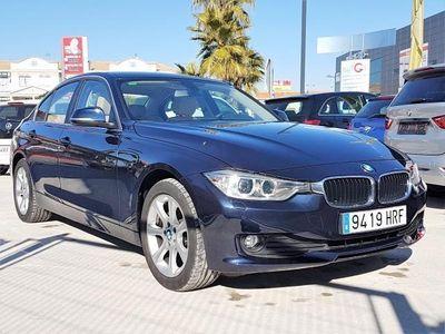 usado BMW 318 D *Nacional*GPS*Piel beige*Xénon*