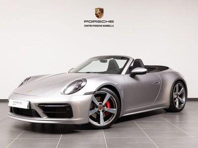 usado Porsche 911 Carrera 4S Cabriolet (992)