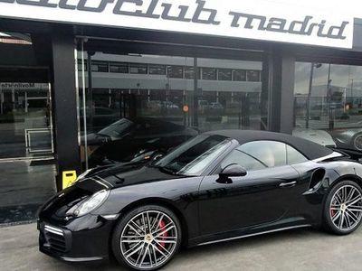 usado Porsche 911 Turbo Cabriolet PDK