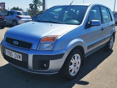 usado Ford Fusion 1.4TDCi Trend