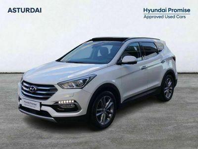 usado Hyundai Santa Fe 2.2 CRDI STYLE AUTO 4WD 7STR 200 5P 7 Plazas