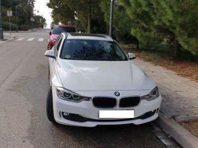 usado BMW 320 essential edition auto.