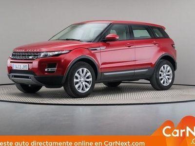 usado Land Rover Range Rover evoque 2.2L SD4 Pure Tech 4x4 190
