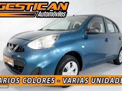 brugt Nissan Micra 5p 1.2G 80CV ACENTA