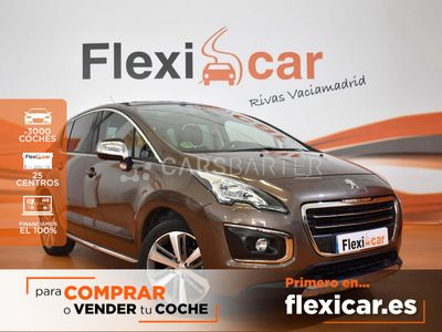 usado Peugeot 3008 Allure 1.6 BlueHDI 120 EAT6 5p