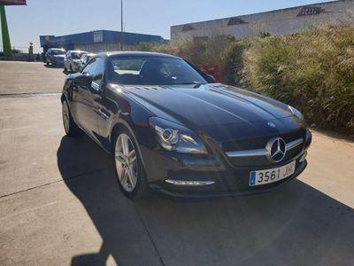 brugt Mercedes SLK200 9G-Tronic