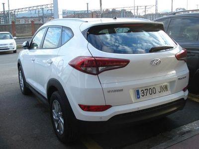 usado Hyundai Tucson 1.7 CRDi 115cv BlueDrive Klass 4x2 -16
