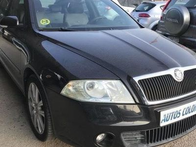used Skoda Octavia 2.0TDI RS 170