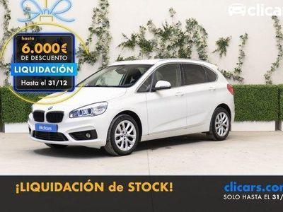 brugt BMW 218 d