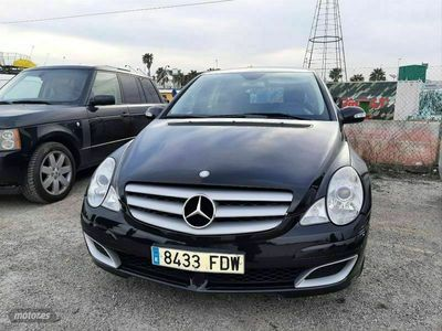 usado Mercedes R320 Clase RCDI 4MATIC L